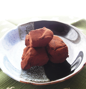 Easy-to-make truffles